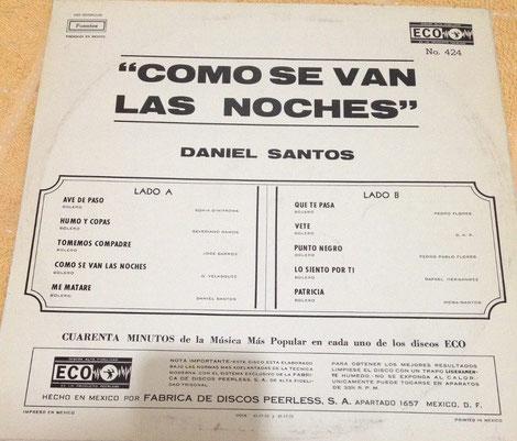 Caratula - Sonora Malecón Club - 1964.
