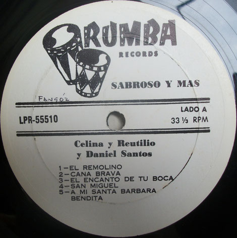 Rumba Records - LPR-55510-A.