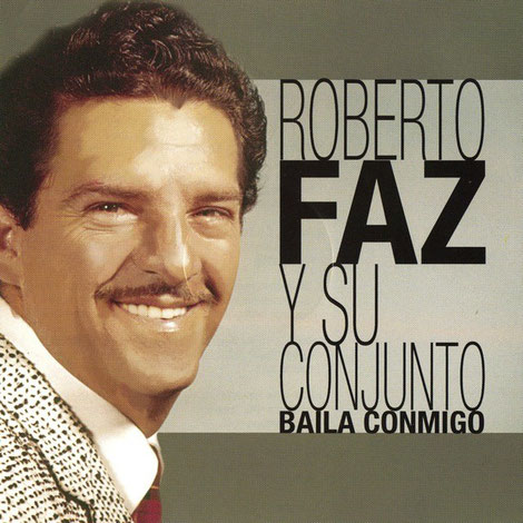Conjunto de Roberto Faz, LP Seeco 9221.