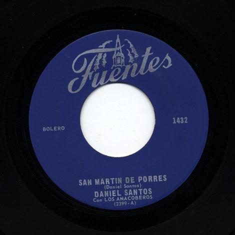 """Fuentes 2399-A, """"San Martín de Porres""""."""