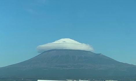 かわいい富士山