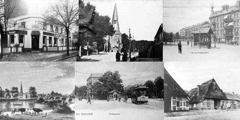 Historische Fotos aus Eppendorf