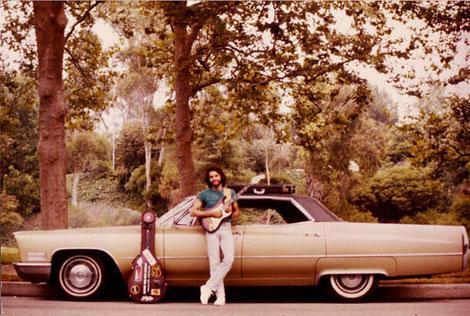 Hollywood 1983 (Foto © Mara Fox)