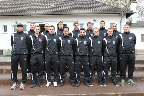 1.Mannschaft Kader 2011/2012