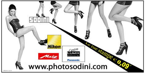 Negozio on-line Foto Ottica Sodini