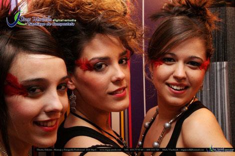 Modelos : Ana Tilve, Andrea campos, Olaya