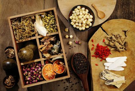 Китайская традиционная фармакология