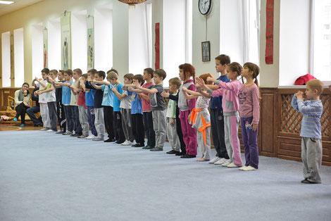 Дети к экзамену готовы!