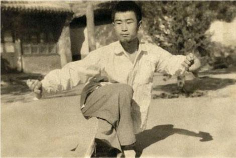 Мастер Му Юйчунь, 1960-ые годы