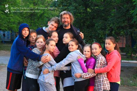 Владимир Викторович Федорцов - душа нашего отряда