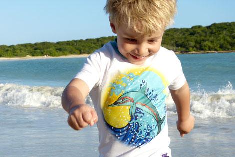 toller Urlaub mit Kind