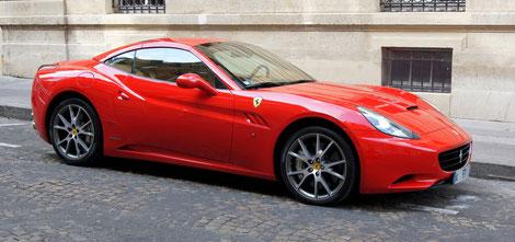 Ferrari Gesundheit Bewegung Leistung Investieren Auto Überholen