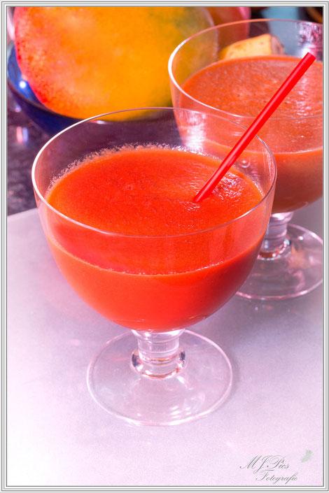 Rezept für einen Detox-Smoothie mit Roter Beete
