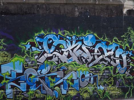 Vienna Graffiti Video Dusselpictures Homepage Andrea Schweinsberg