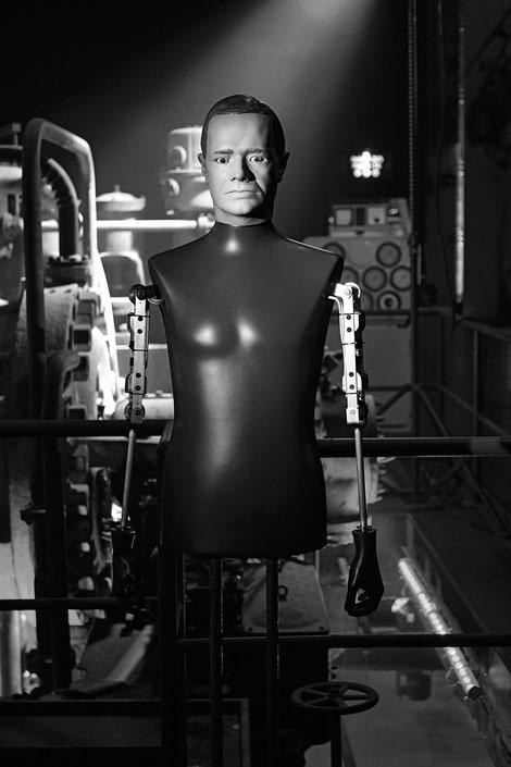 KRAFTWERK ROBOTER-2 © PETER BOETTCHER / KRAFTWERK / SPRÜTH MAGERS
