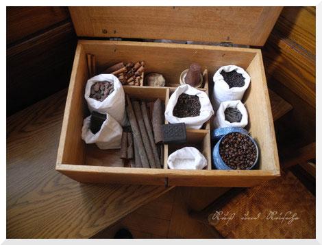 Rokoko Barock 18. Jahrhundert Tee Schokolade Kaffee