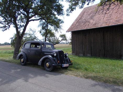 Opel 1.3ltr. 1934
