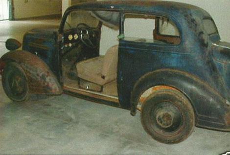 1934 Opel LZ 1397 LZ