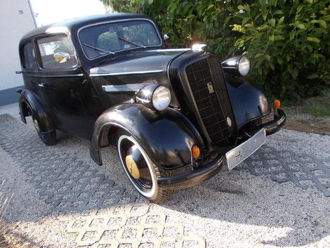 Syncronachser 1934 1.3ltr. Modell 1397