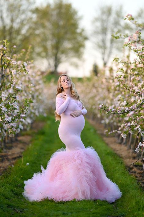 zwangerschapsshoot hellevoetsluis