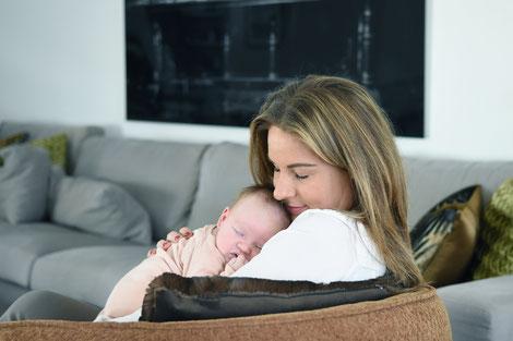 newborn lifestyle fotografie