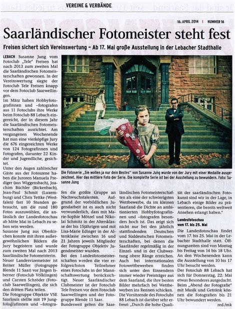 Artikel Wochenspiegel