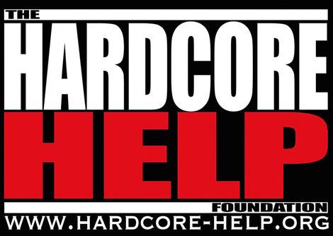 hardcorehelpfoundation, spendenaktion