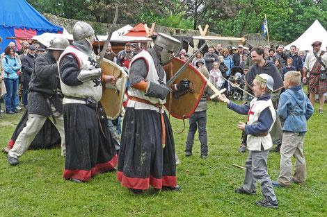фестиваль Средневековья Оппенхайм