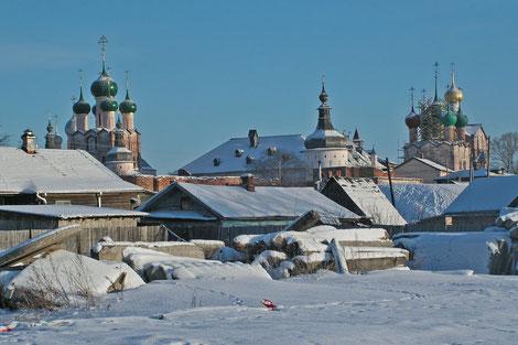 Rostow Weliki, Goldener Ring in Russland