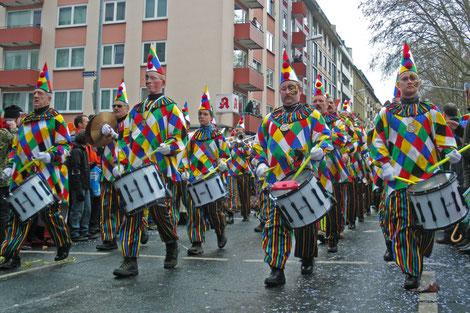 карнавал Майнц