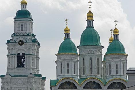 Astrachan Kreml Kathedrale