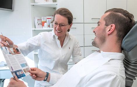 Ästhetische Zahnmedizin | Zahnarztpraxis Dr. Ahlers Stuttgart