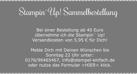 sammelbestellung-stampin up