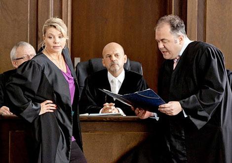 Danni Lowinski - Richter Biskup - Regisseur: diverse