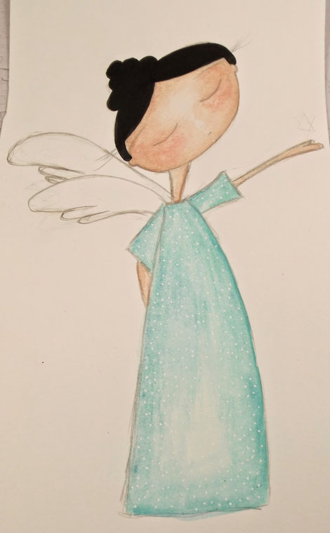 Daydream Believer Colouring The Dress