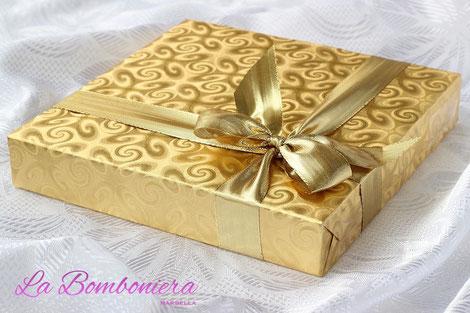 La Bomboniera Marbella Recuerdos de Boda Cristales de Murano