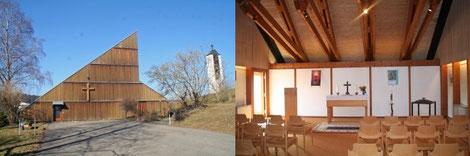Kirche in Herrischried