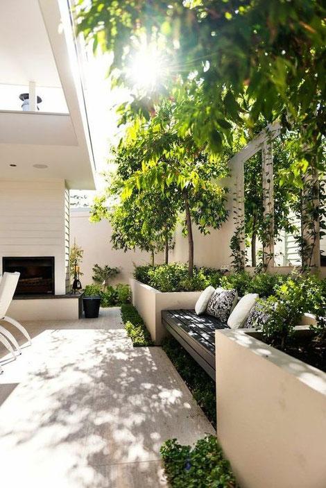 Terrassengestaltung Blumengeschaft Gartenbau Olten Aarau