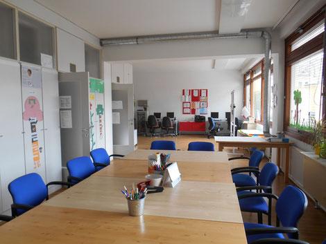 Gruppenraum work.box Wels