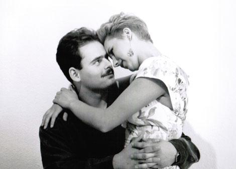 Hochzeitsfoto 1991
