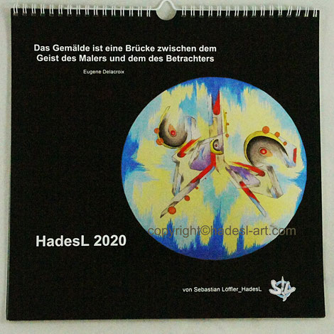 """Kalender 2020"" von Sebastian Löffler_HadesL"