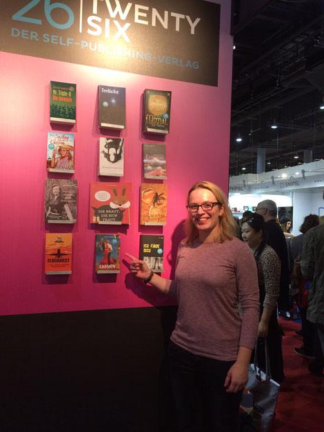 'Carmen reloaded' auf der Frankfurter Buchmesse 2017
