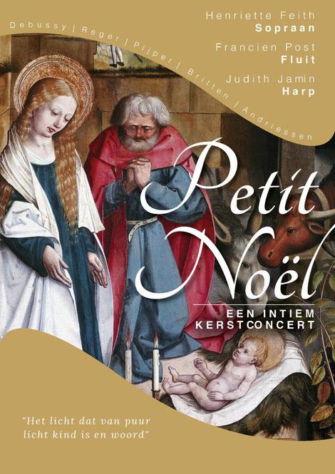 Flyer Petit Noël