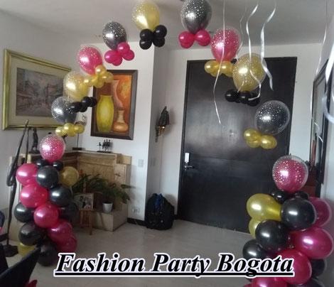 Decoracion Con Globos Para Baby Shower Fashion Party Decoracion En