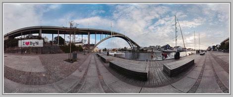 Haugesund, Norwegen; Hans Jutzi; Panormaphotografie; PTGui; Bildershop
