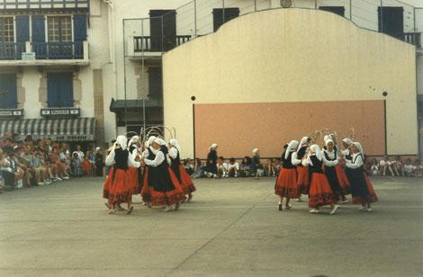 Sitten und Bräuche im Baskenland, Frankreichreisen, Gruppenreisen, Atlantikküste,