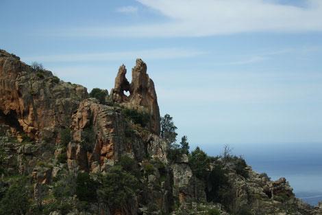 Frankreichreise, Korsikareise, Wanderreise