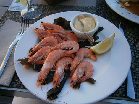 Gourmetreisen, französische Küche, Seafood