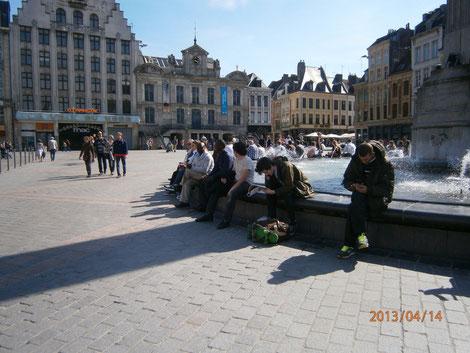Nordfrankreichreise, Frankreichreise, Kulturreise