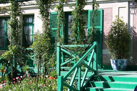 Monet, Giverny, Kulturreisen,